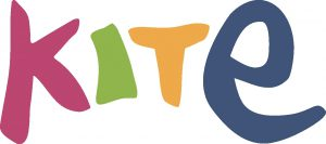 Kite classic coloured logo
