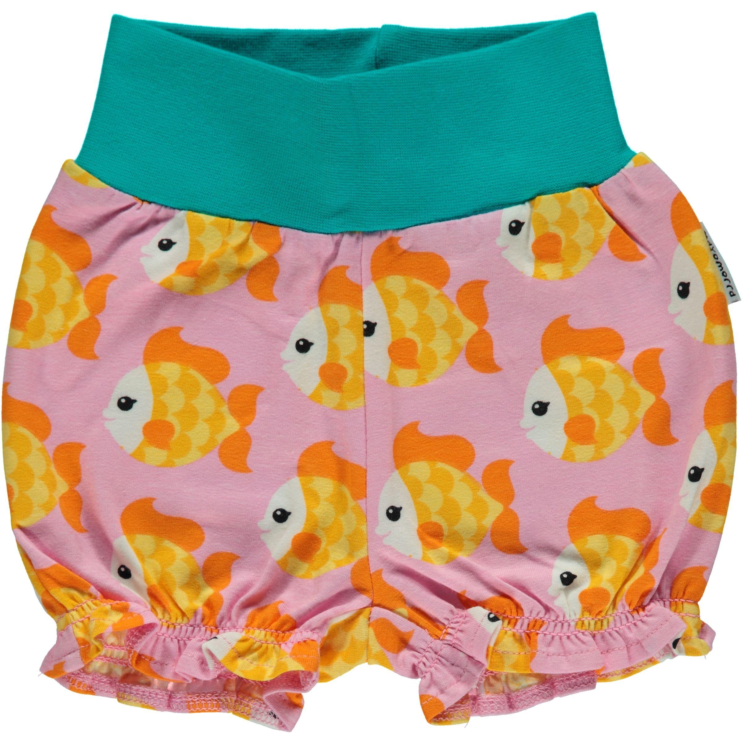 28f997c183abce Maxomorra Goldfish Rib Shorts - Eddie & Min