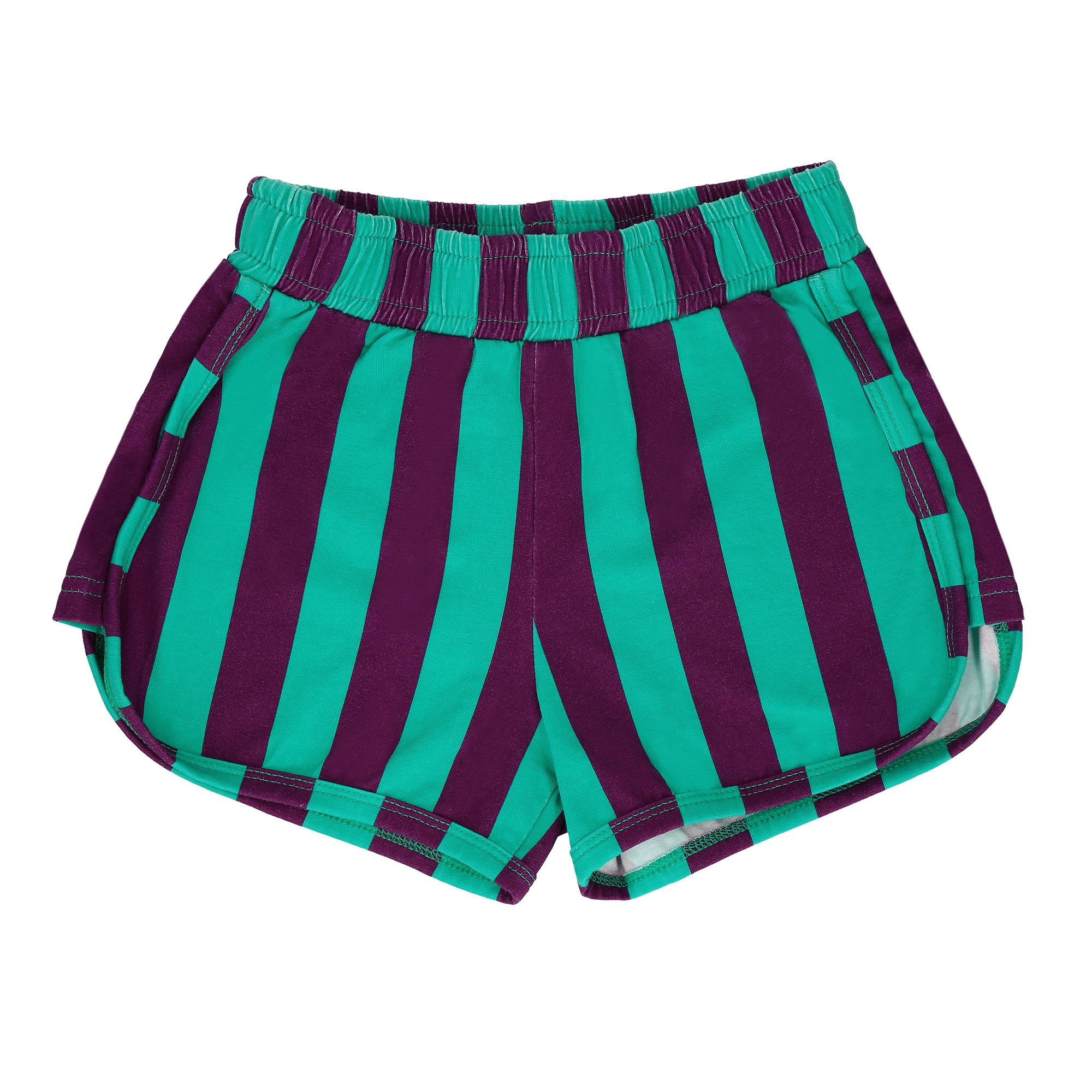 9dd596f80f1248 Raspberry Republic Stripetastic Shorts - Eddie & Min